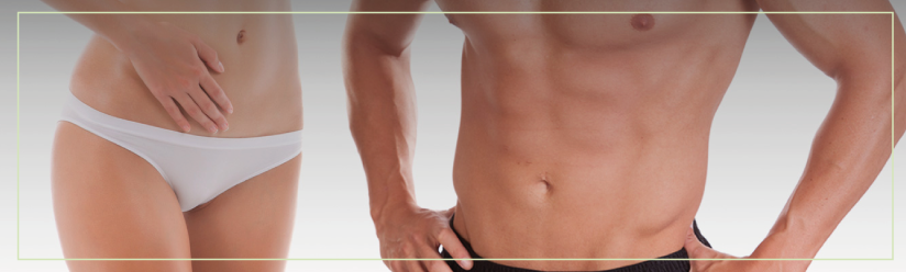 Conoce los beneficios de la radiofrecuencia en el abdomen!