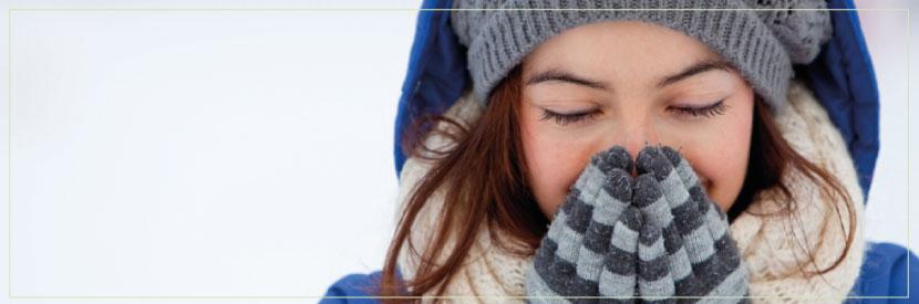 Importancia de hidratar la piel antes y durante el invierno
